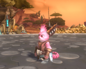 Little pink Spellslinger? Why not?
